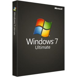 Windows 7 Ultimate 1PC...