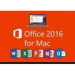 Office 2016 para Mac...