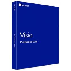 Visio Pro 2016 1PC Digital...